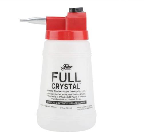Многофункциональный очиститель стекол, окон и наружных поверхностей от Full Crystal (в ящике 30шт). - фото 8