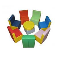 Набор мягкой мебели Радужный