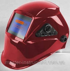 Сварочная маска FORTE MC-9100 (Clear Vision)