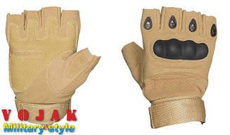 Перчатки Oakley беспалые цвет Койот