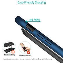 Беспроводное зарядное устройство CHOETECH для смартфонов с поддержкой Qi, фото 3
