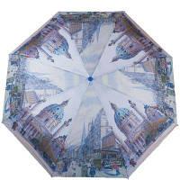 Складной зонт Magic Rain Зонт женский механический компактный облегченный MAGIC RAIN (МЭДЖИК РЕЙН) ZMR1223-07