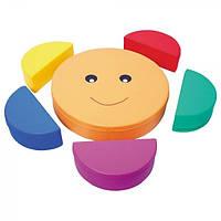 Комплект ігрової меблів Цветик-Семицветик, фото 1