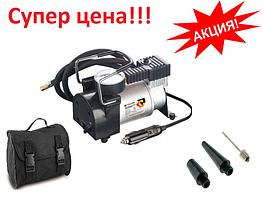 Компрессор автомобильный металлический насос  CYCLONE AC-10