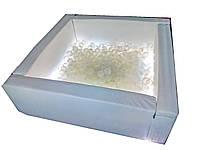 Сухий басейн Світлотерапія квадратний, фото 1