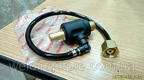 Адаптер для TIG-горелки 35-50/ниппель (газ) WeCut