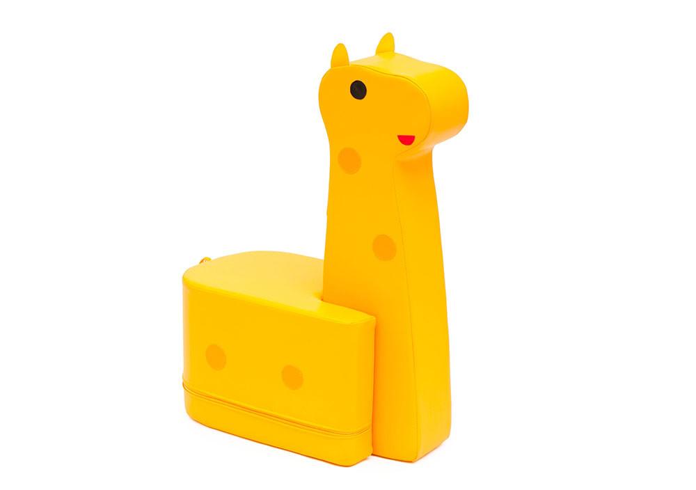 Пуф ігровий Жираф