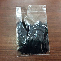 Перья марабу 20 шт. Черные