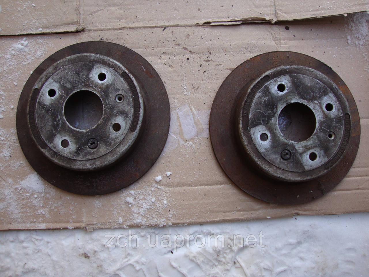 Тормозной диск Chevrolet Lachetti