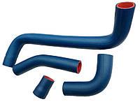Патрубки радиатора ВАЗ 2104-2107 Алюминиевый (Cиликон)