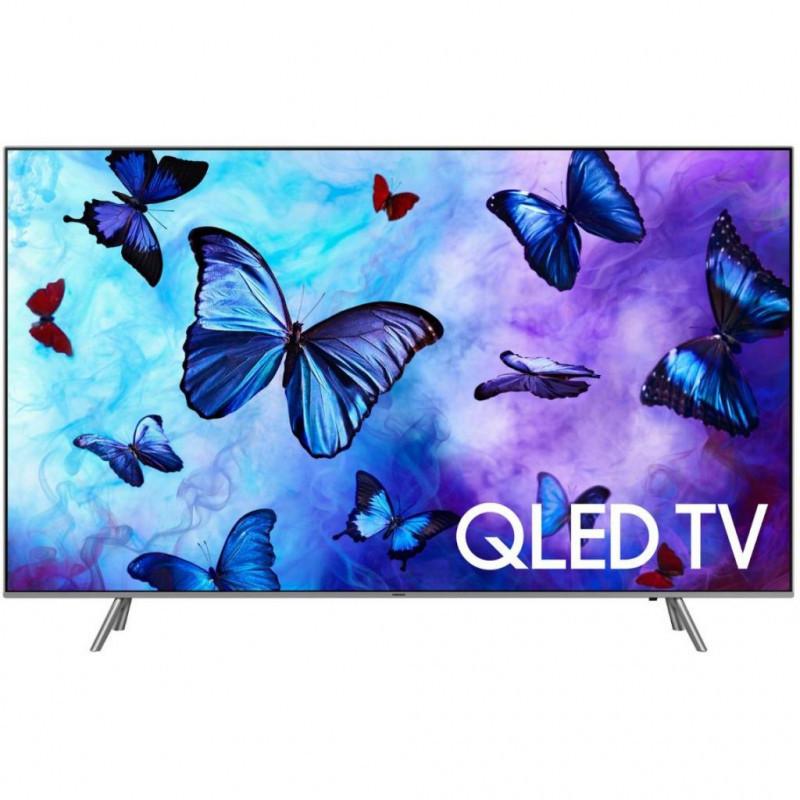 Телевизор Samsung QE55Q6FN (PQI 2800Гц, 4K Smart, Q Engine, QHDR Elite, HLG HDR10+, QHDR1000, D.D+ 2.1CH 40Вт)