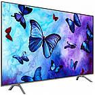 Телевизор Samsung QE55Q6FN (PQI 2800Гц, 4K Smart, Q Engine, QHDR Elite, HLG HDR10+, QHDR1000, D.D+ 2.1CH 40Вт), фото 2
