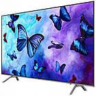 Телевизор Samsung QE55Q6FN (PQI 2800Гц, 4K Smart, Q Engine, QHDR Elite, HLG HDR10+, QHDR1000, D.D+ 2.1CH 40Вт), фото 4