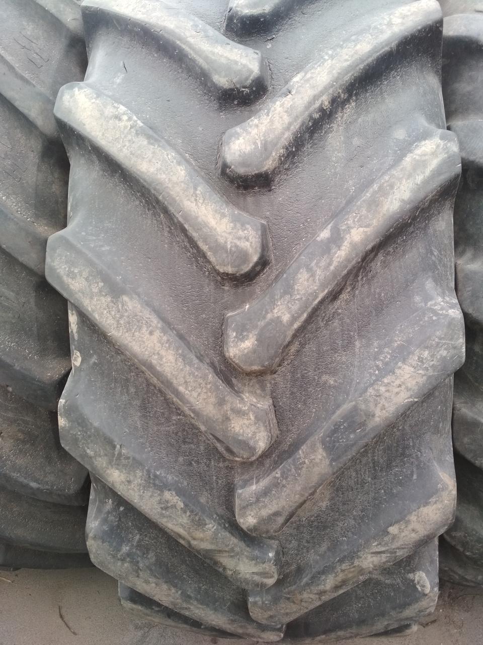 Шины б/у 600/70R34 Petlas  для тракторов CASE IH, NEW HOLLAND, FENDT