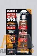 Герметик прокладок силиконовый ABRO, красный, 32 гр.