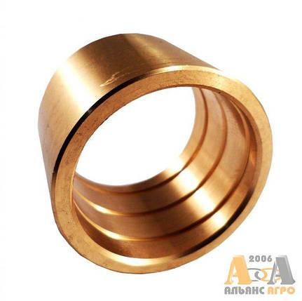 Втулка шестерні 50-1701198 бронзової МТЗ 70-1701402 (JFD), фото 2