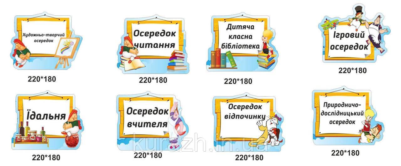 Навчальні осередки