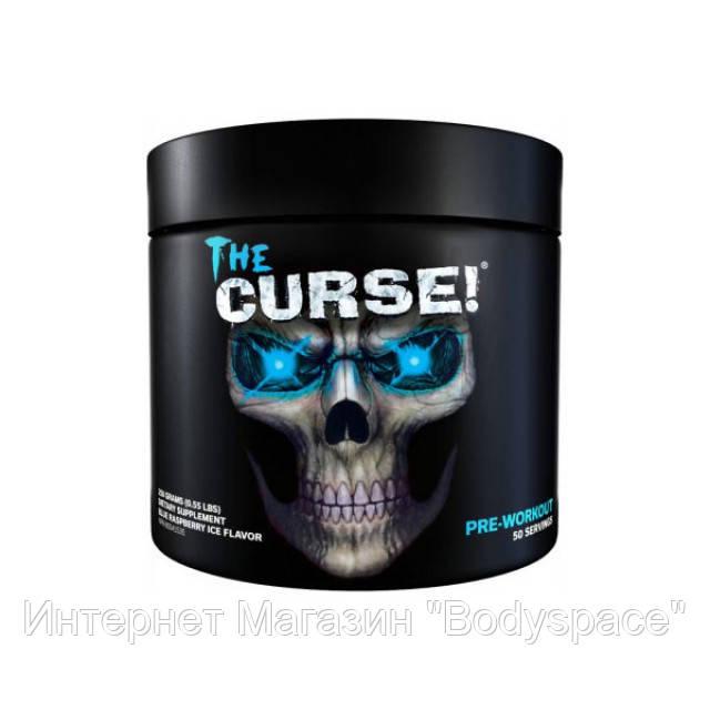 Cobra Labs, Предтреник The Curse, 250 грамм