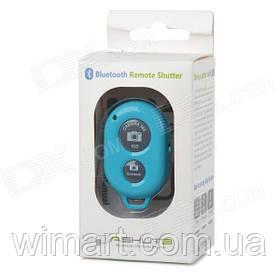 Bluetooth Remote Shutter selfie синий Розничная коробка