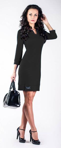 Платье женское нарядное красивое с брошью 42 44 46 48 50 52 Р