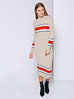 Лучано платье-гольф какао #R/A