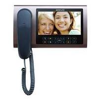 Видеодомофон KENWEI S-700C BRONZE