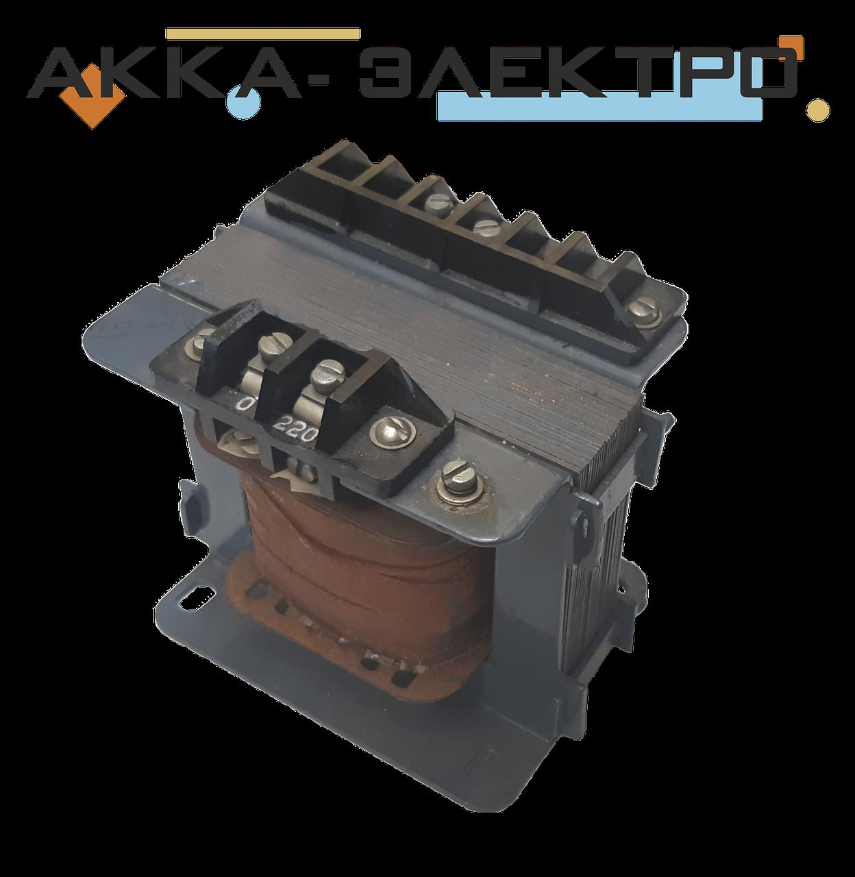 Понижающий трансформатор ТБС2-0,1 380/42/5 (100Вт)
