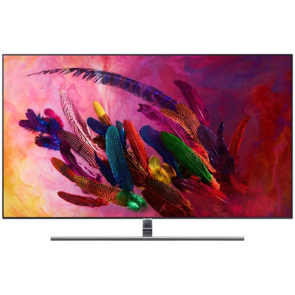 Телевизор Samsung QE75Q7FN (PQI 3200 Гц, 4K Smart, Q Engine, QHDR Elite, HLG, HDR10+, QHDR1500, DTS4.1CH 40Вт)