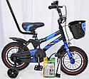 Велосипед детский HAMMER S500 12″ дюймов (Красный), фото 3