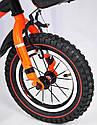Велосипед детский HAMMER S500 12″ дюймов (Красный), фото 7