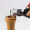 Мельница для перца 16,5см (дерево) арт.WJL 55-13, фото 5