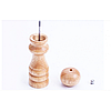 Мельница для перца 16,5см (дерево) арт.WJL 55-13, фото 4