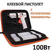 Клеевой пистолет Mytec 100Вт с регулятором MC08008
