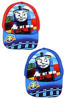Кепки дитячі для хлопчиків Tomas від Disney 52-54 cm