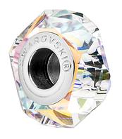 Бусины для Пандоры от Swarovski 5929 Crystal AB