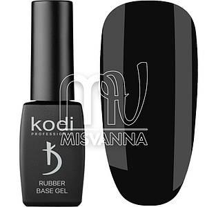 База каучуковая Kodi Professional Black, 8 мл черная