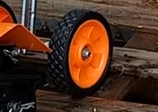 колеса Forte МКБ-25 Lux