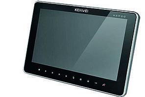 Видеодомофон KENWEI SA20C-PH BLACK