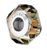 Бусина Сваровски в стиле Pandora 5929 Crystal Bronze Shade (упаковка 12 шт)