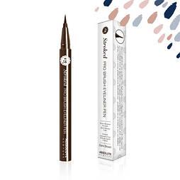 Фломастер-подводка для глаз ABSOLUTE Stroked Pro Brush Eyeliner Pen