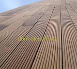 Террасная палубная доска из сибирской лиственницы размер Ширина 90мм, Толщина 22мм, Сорт Экстра, фото 8