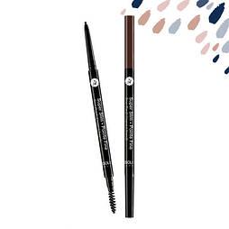 Карандаш для бровей ABSOLUTE Super Slim Eye Brow Pencil