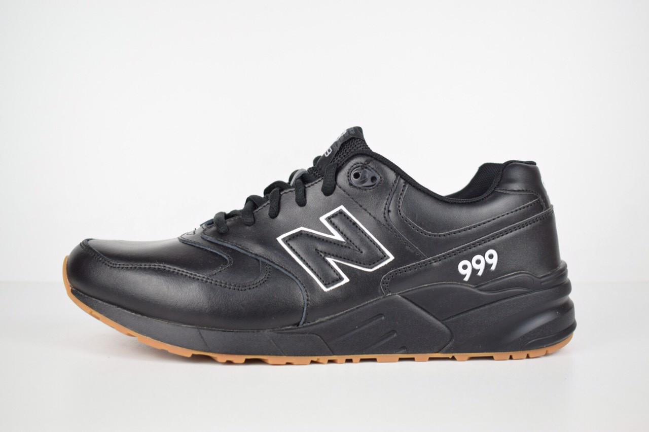 dce14418 Кроссовки мужские New Balance 999 в стиле Нью Баланс, натуральная кожа,  текстиль код OD