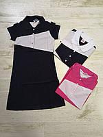Платье летнее для девочек оптом,Glostory, размеры 134-164, арт. GYQ-5901
