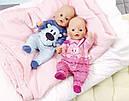 Беби Борн Одежда для куклы Стильный комбинезон (в ассортименте) Baby Born Zapf Creation 824566, фото 7