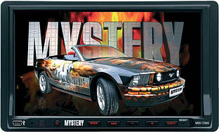 DVD/USB/SD автомагнитола Mystery MDD-7300S c ТВ-тюнером