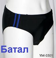Мужские плавки купальные Батал in.atlantiks (5XL по 7XL) арт.0301