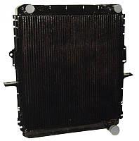 Радиатор водяного охлаждения МАЗ-53363,54323,5516,55514,64225,64229 медный (4-х рядный) (ШААЗ) 54325-1301010