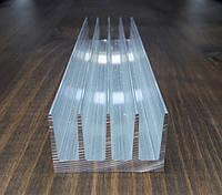 Радиаторный профиль 42х26. Деталь 95мм, фото 1