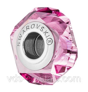 Шармы Pandora от Swarovski crystals 5929 Rose